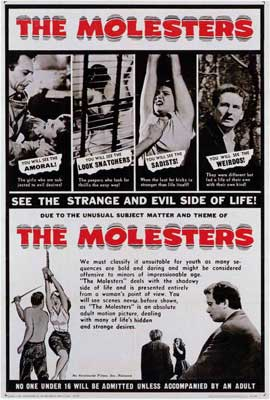 Molesters - 27 x 40 Movie Poster - Style A