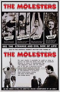 Molesters - 43 x 62 Movie Poster - Bus Shelter Style A