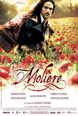Moli�re - 27 x 40 Movie Poster - French Style A