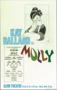 Molly (Broadway) - 11 x 17 Poster - Style A