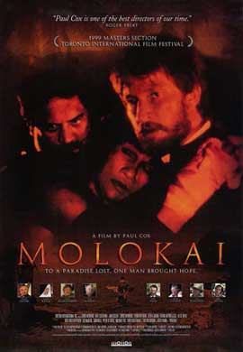 Molokai :The Story of Father Damien - 11 x 17 Movie Poster - Style A