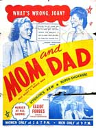 Mom and Dad - 11 x 17 Movie Poster - Style B