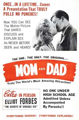 Mom and Dad - 27 x 40 Movie Poster - Style C