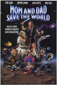 Mom and Dad Save the World - 27 x 40 Movie Poster - Style A