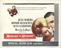 Moment to Moment - 11 x 14 Movie Poster - Style A