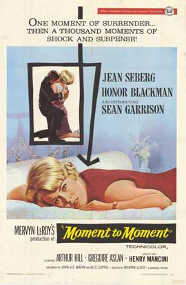 Moment to Moment - 11 x 17 Movie Poster - Style A