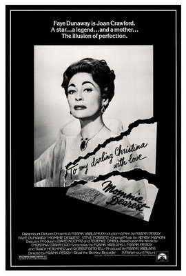 Mommie Dearest - 27 x 40 Movie Poster - Style A