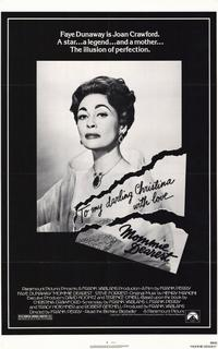 Mommie Dearest - 11 x 17 Movie Poster - Style A - Museum Wrapped Canvas