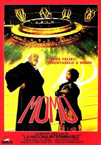 Momo - 27 x 40 Movie Poster - Spanish Style A