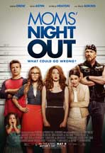 Mom's Night Out - 11 x 17 Movie Poster - Style A