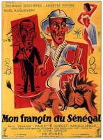 Mon frangin du Senegal - 11 x 17 Movie Poster - French Style A