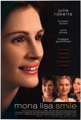 Mona Lisa Smile - 11 x 17 Movie Poster - Style B