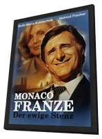 Monaco Franze - Der ewige Stenz - 11 x 17 Movie Poster - German Style A - in Deluxe Wood Frame