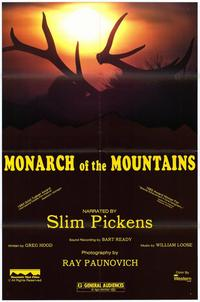 Monarch of the Mountains - 27 x 40 Movie Poster - Style A