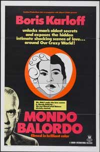 Mondo Balordo - 11 x 17 Movie Poster - Italian Style B