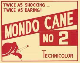 Mondo Cane 2 - 11 x 14 Movie Poster - Style A