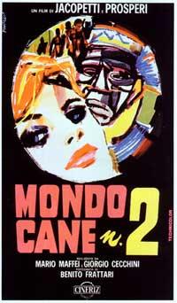 Mondo Cane 2 - 11 x 17 Movie Poster - Italian Style A