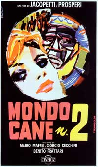 Mondo Cane 2 - 20 x 40 Movie Poster - Italian Style A