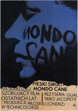 Mondo Cane - 11 x 17 Movie Poster - Polish Style A
