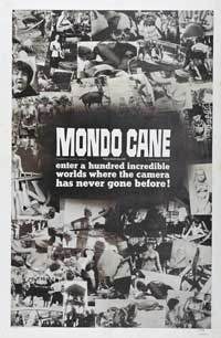 Mondo Cane - 27 x 40 Movie Poster - Style A