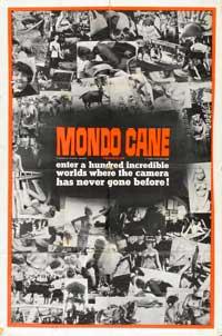 Mondo Cane - 27 x 40 Movie Poster - Style B