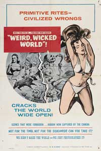 Mondo Inferno - 27 x 40 Movie Poster - Style A