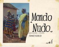 Mondo Nudo - 11 x 14 Movie Poster - Style C