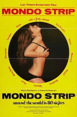 Mondo Strip - 11 x 17 Movie Poster - Style A