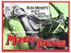 Mondo Topless - 22 x 28 Movie Poster - Half Sheet Style A