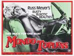 Mondo Topless - 30 x 40 Movie Poster UK - Style A