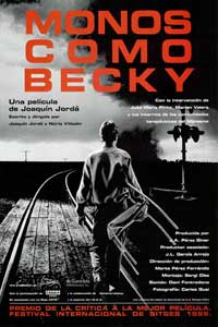 Monkeys Like Becky - 43 x 62 Movie Poster - Spanish Style A