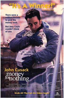 Money for Nothing - 11 x 17 Movie Poster - Style A