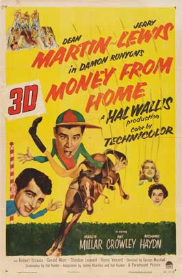 Money From Home - 27 x 40 Movie Poster - Style A