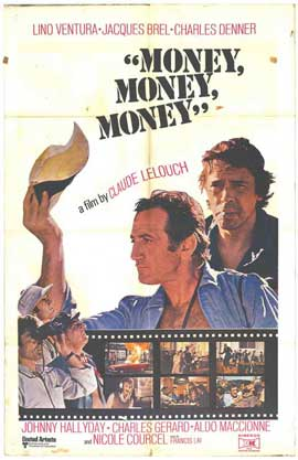 Money Money Money - 11 x 17 Movie Poster - Style A