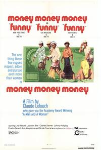Money Money Money - 11 x 17 Movie Poster - Style C
