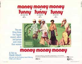Money Money Money - 11 x 14 Movie Poster - Style A