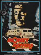 Money Movers - 11 x 17 Movie Poster - French Style A