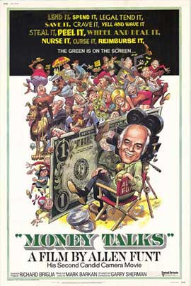 Money Talks - 27 x 40 Movie Poster - Style A