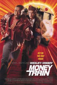 Money Train - 11 x 17 Movie Poster - Style B