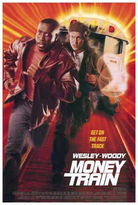 Money Train - 27 x 40 Movie Poster - Style B