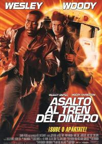 Money Train - 27 x 40 Movie Poster - Spanish Style A
