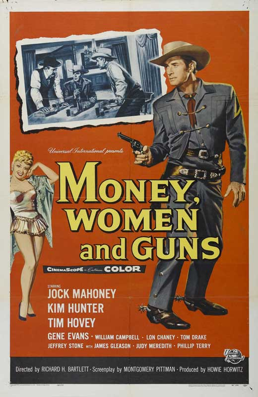 Money, Women and Guns movie