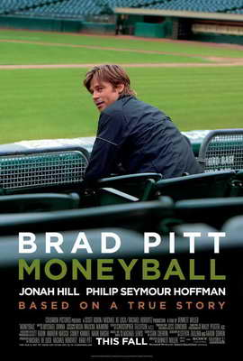 Moneyball - 27 x 40 Movie Poster - Style B