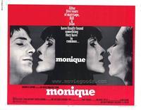 Monique - 11 x 14 Movie Poster - Style A