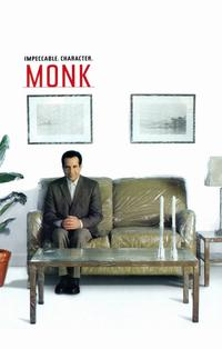 Monk - 11 x 17 TV Poster - Style C