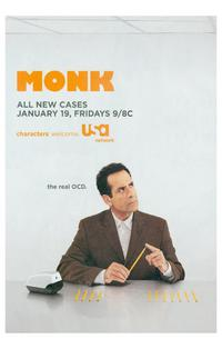 Monk - 11 x 17 TV Poster - Style G