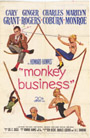 Monkey Business - 11 x 17 Movie Poster - Style A