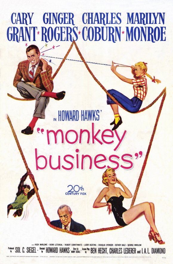 Movie monkee business
