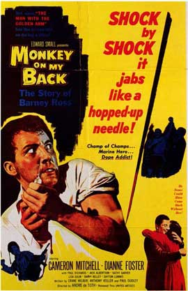 Monkey on My Back - 11 x 17 Movie Poster - Style A