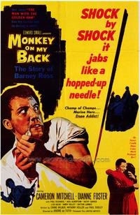 Monkey on My Back - 43 x 62 Movie Poster - Bus Shelter Style A